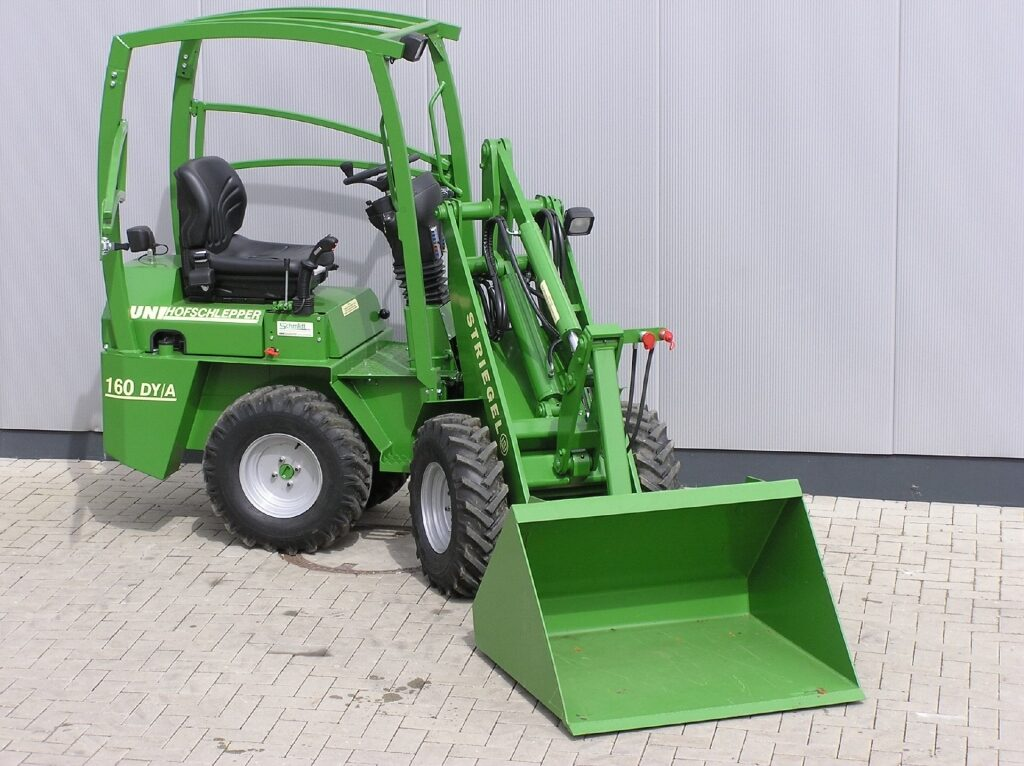 Striegel 160YA (730 kg, 25.8 Zs)