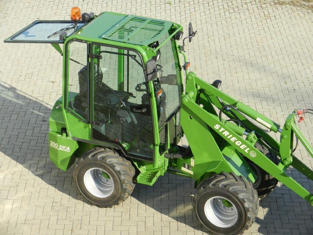 Striegel 305YA (1100 kg, 37 Zs)