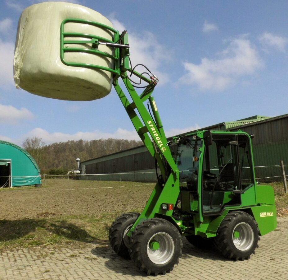Striegel 505YA (1250 kg, 50 Zs)