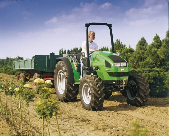 DEUTZ FAHR Agro Kid (35 - 50 zs)